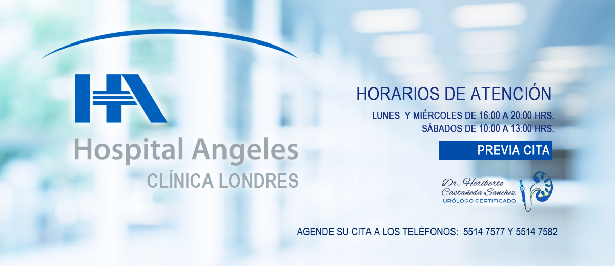 horarios-de-atencion-hospital-los-angeles-clinica-londres-dr-urologo-cirujano-heriberto-castaneda-sanchez